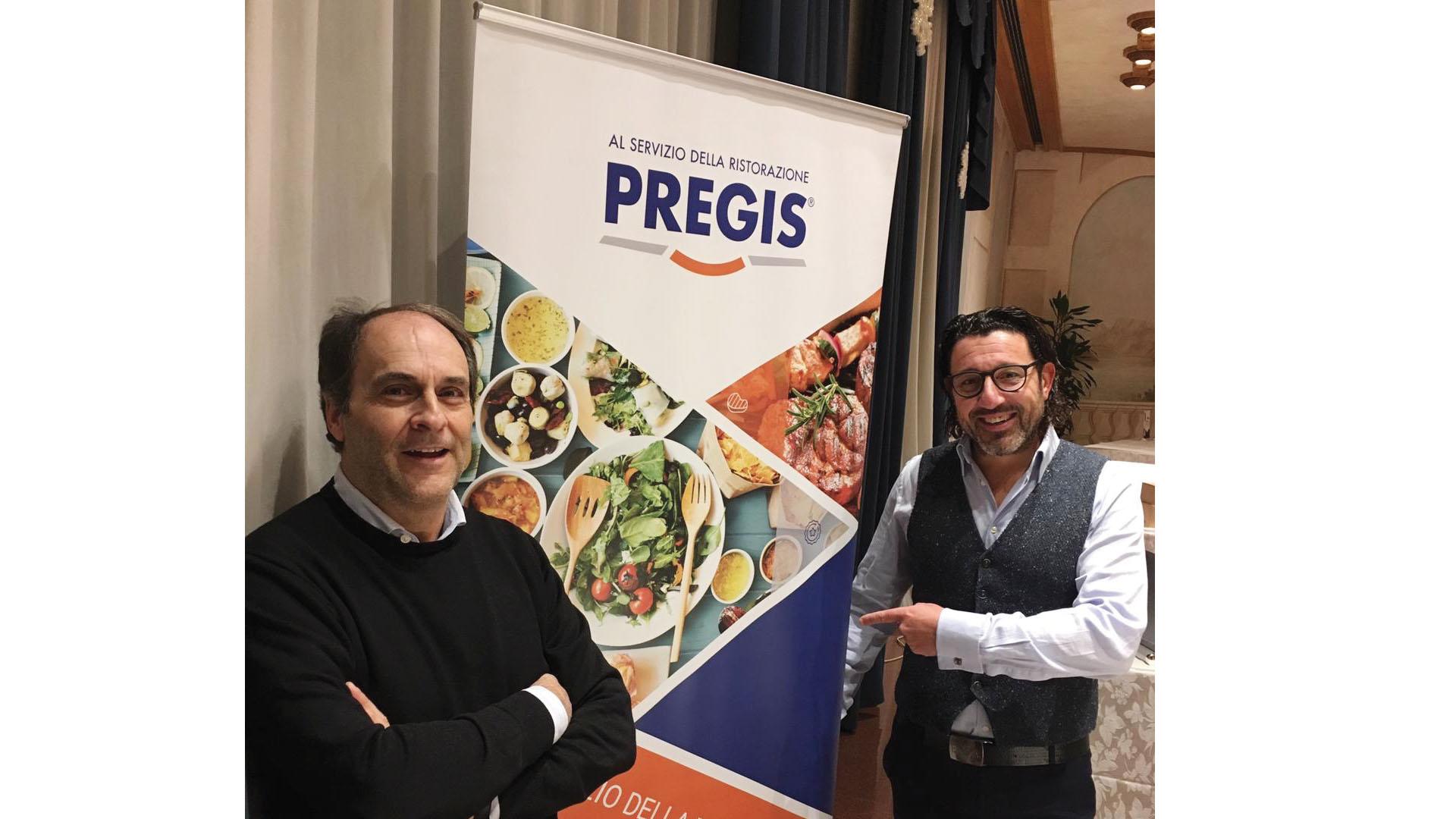 La partnership di Pregis con l'Associazione Cuochi Trentini 1