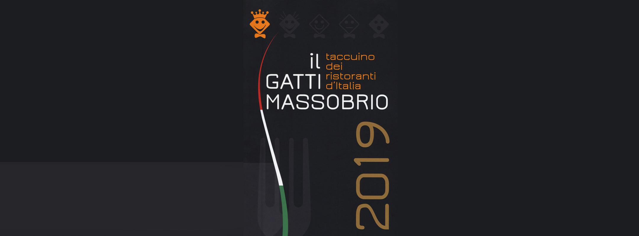 La Ristorazione secondo il Taccuino dei Ristoranti d'Italia Gatti-Massobrio 2019