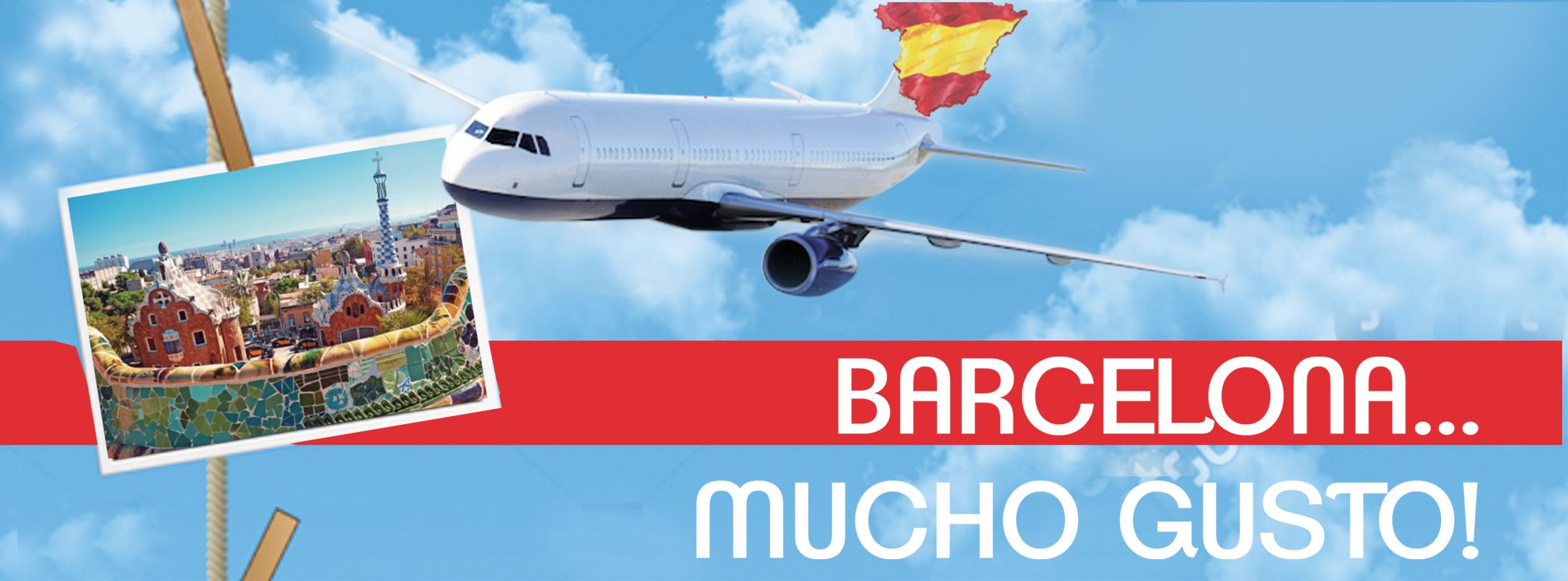 Barcelona…Mucho Gusto!