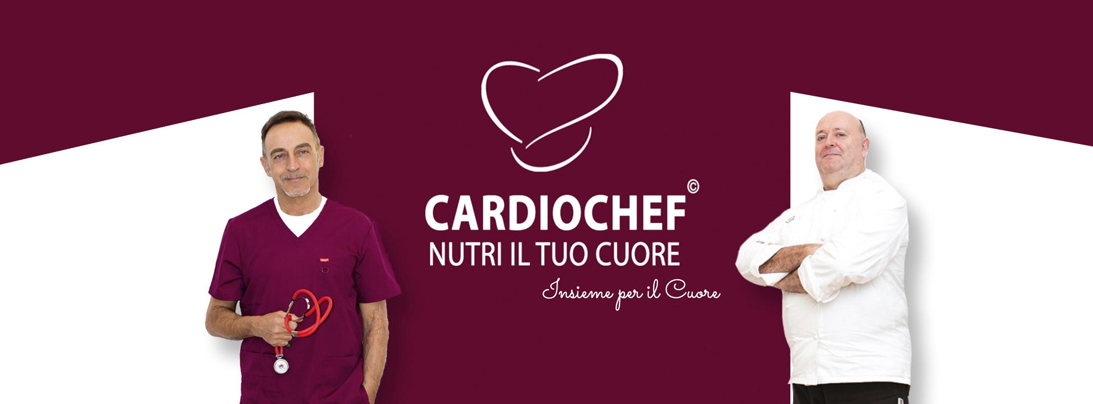 Non solo food: Cardiochef – nutri il tuo cuore